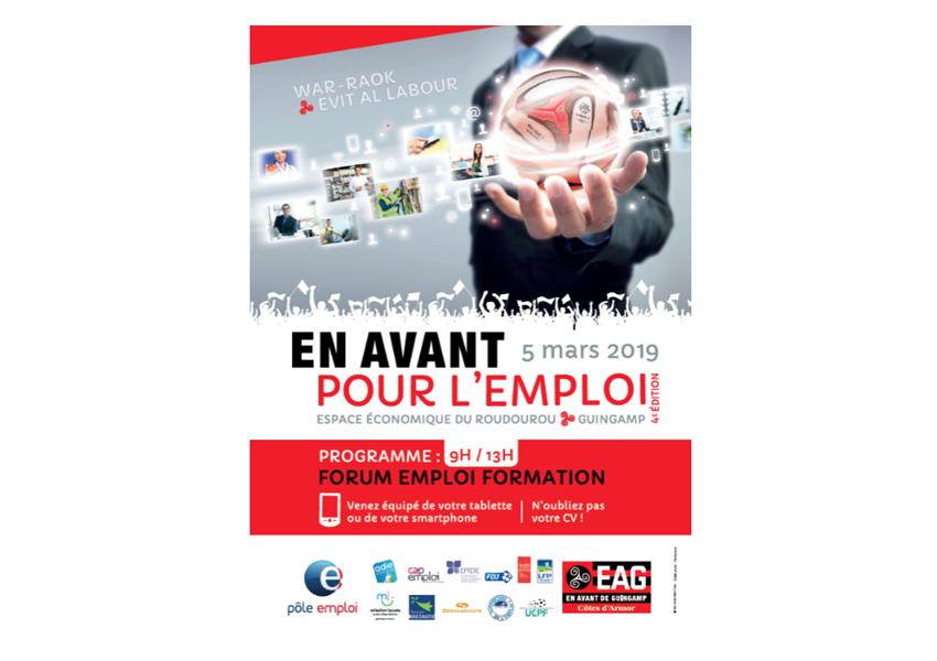 Alter Interim présent au forum En Avant pour l''emploi - Guingamp 0