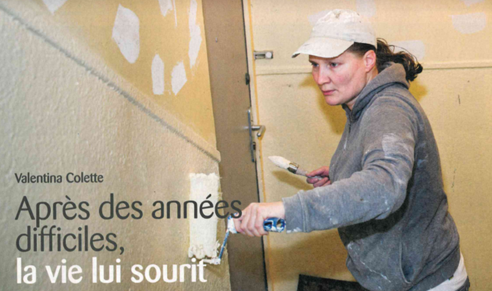 Témoignage entreprise Armor Peinture - Plélo altervalentina